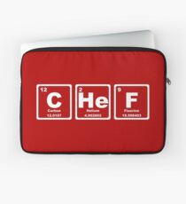 Chef - Periodic Table Laptop Sleeve