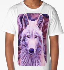 The Arctic Wolf Long T-Shirt