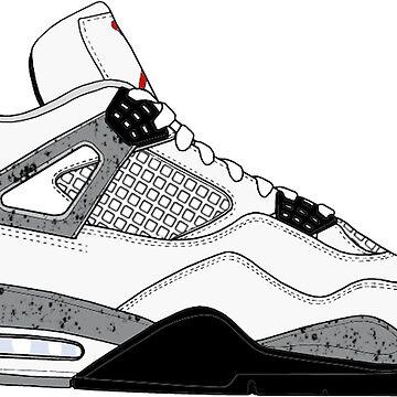 online store b35be 60ea6 Air Jordan IV (4)