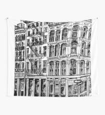 NYC SOHO Wall Tapestry