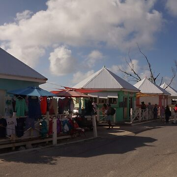 Grand Turk Shops by BlackDogCountry
