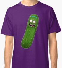 Rick the Pickle Dude! Classic T-Shirt