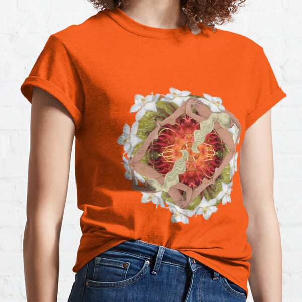 Virgo mandala Classic T-Shirt