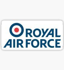 UK Royal Air Force  Sticker