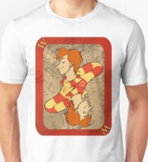 Fred and George Playing Card T-Shirt