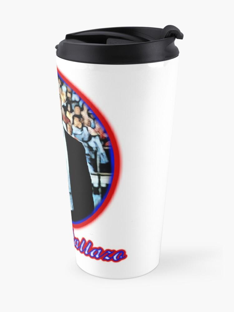 Alternate view of Enrico Pallazo Travel Mug