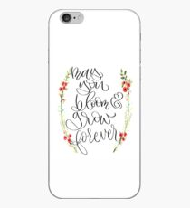 Edelweiss  iPhone Case