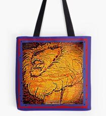 Rebel Roar Tote Bag