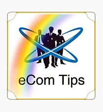 eCom Tips Publication  Photographic Print