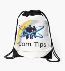 eCom Tips Publication  Drawstring Bag