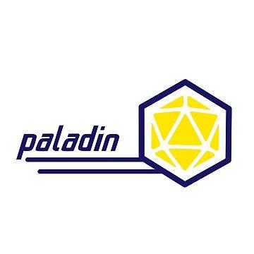 Paladin by elmacaroni