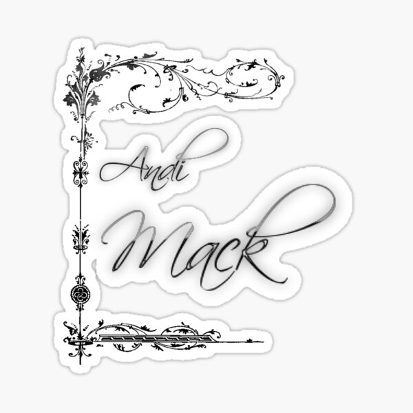 Andi Mack Sticker