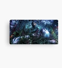 In This Silence, In This Wave 2013 Canvas Print