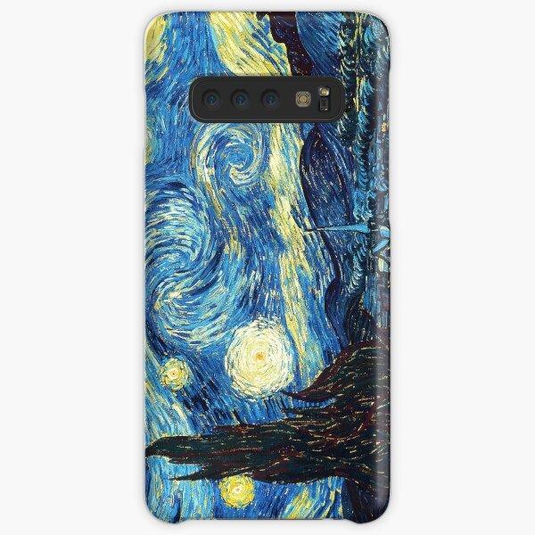 Starry Night- Vincent Van Gogh Samsung Galaxy Snap Case