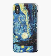 Starry Night- Vincent Van Gogh iPhone Case