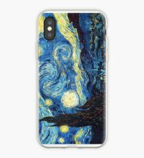 Starry Night- Vincent Van Gogh iPhone Case