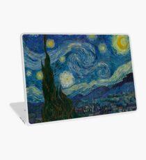 Vinilo para portátil Noche estrellada - Vincent Van Gogh