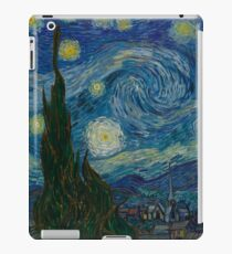 Sternennacht - Vincent Van Gogh iPad-Hülle & Klebefolie
