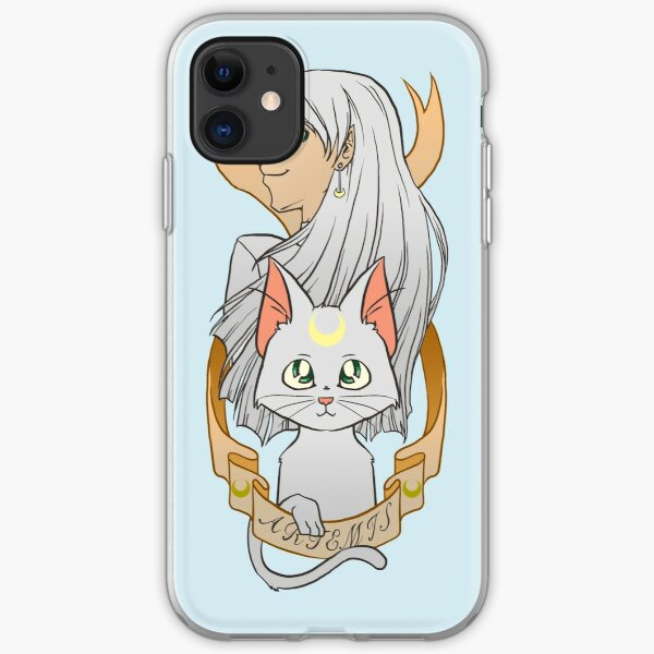 Silver Guardian - Artemis iPhone Soft Case