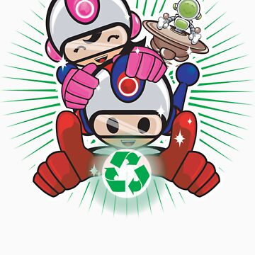 «---•} Latino Recycle Team {•---» by gamam1