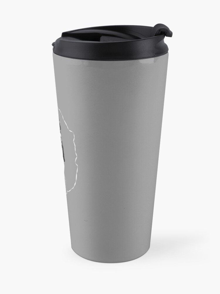 Alternate view of Happy Penguin in Converse Travel Mug