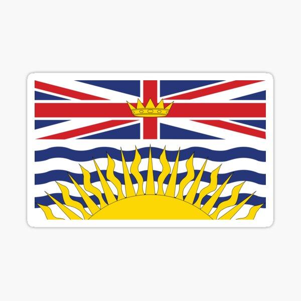 British Columbia Sticker