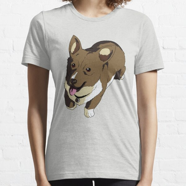 Corgi Ein The Data Dog Essential T-Shirt