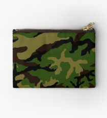 Camouflage Military Tribute Studio Pouch