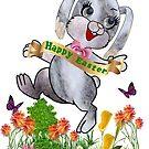 Bunny wishes by aldona