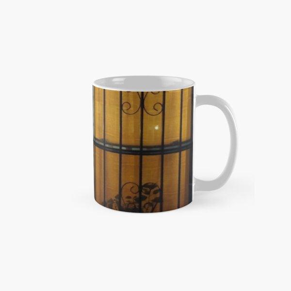Iron, New York, Manhattan, Brooklyn, New York City, architecture, street, building, tree, car,   Classic Mug