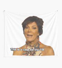 Kris Jenner  Wall Tapestry