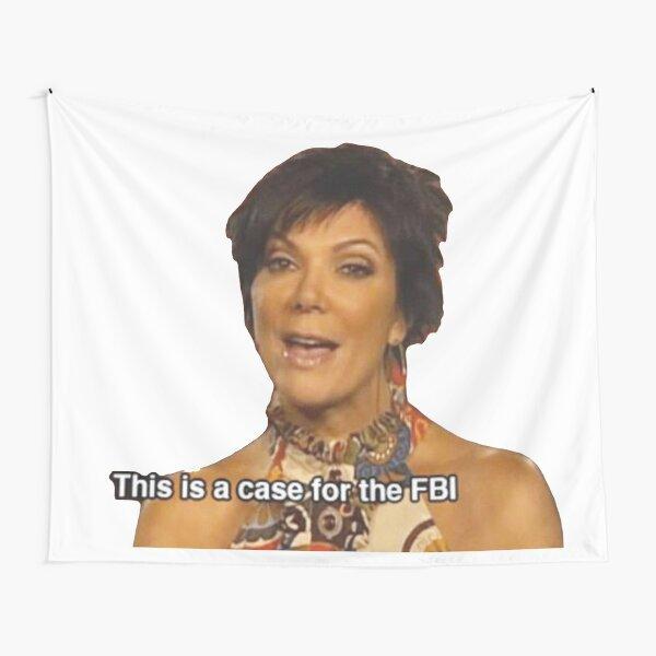 Kris Jenner  Tapestry