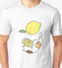 Guinea pigs with fruits pattern Unisex T-Shirt