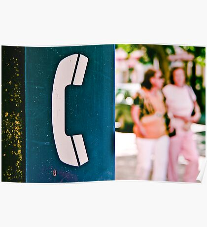 Payphone Poster