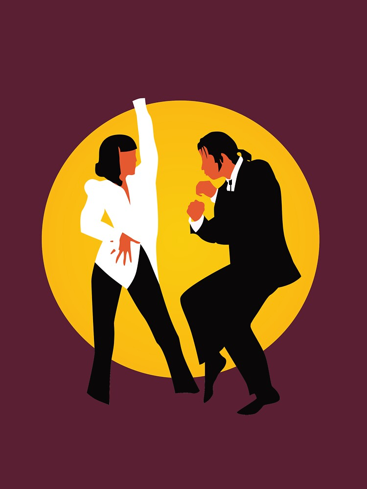 Pulp Fiction by LuisCaceres