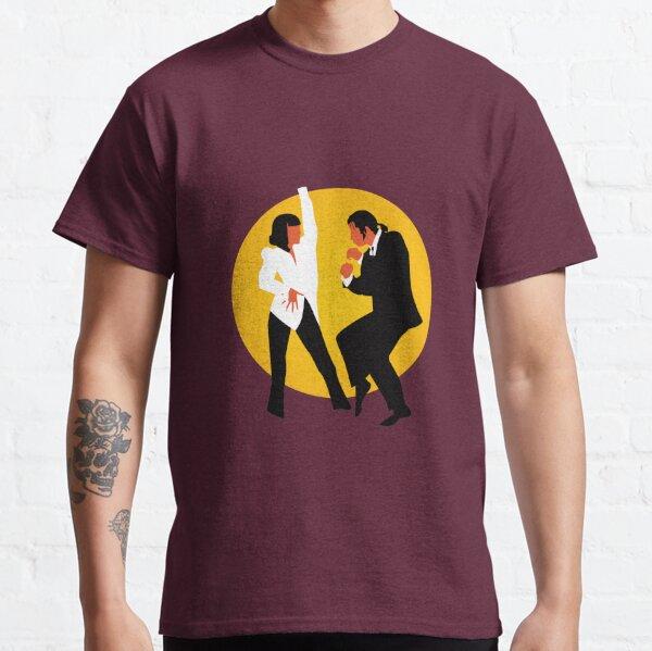 Pulp Fiction Camiseta clásica