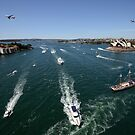 Sydney busy weekend by Sandro Rossi