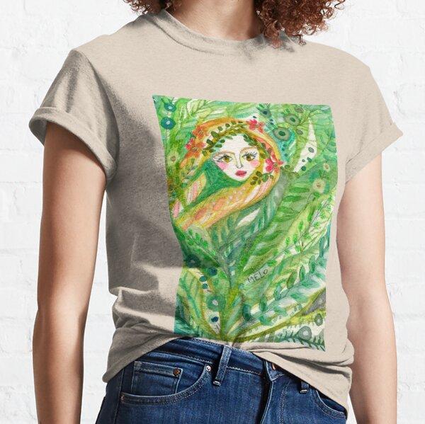 Hidden Mermaid Classic T-Shirt