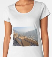 Amer Fort 02 Women's Premium T-Shirt