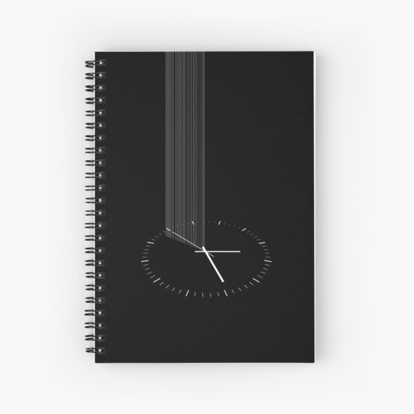 Interstellar Spiral Notebook