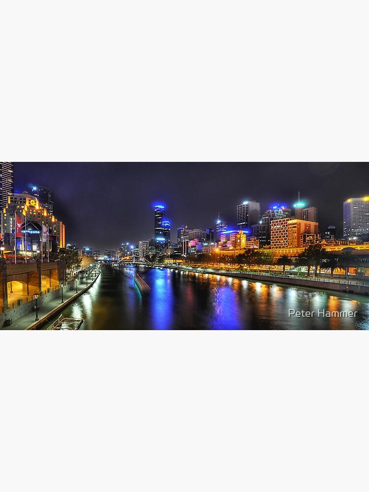 Melbourne by PeterH