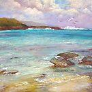 Ripples on the Shore  by Lynda Robinson