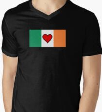 Irish  Men's V-Neck T-Shirt