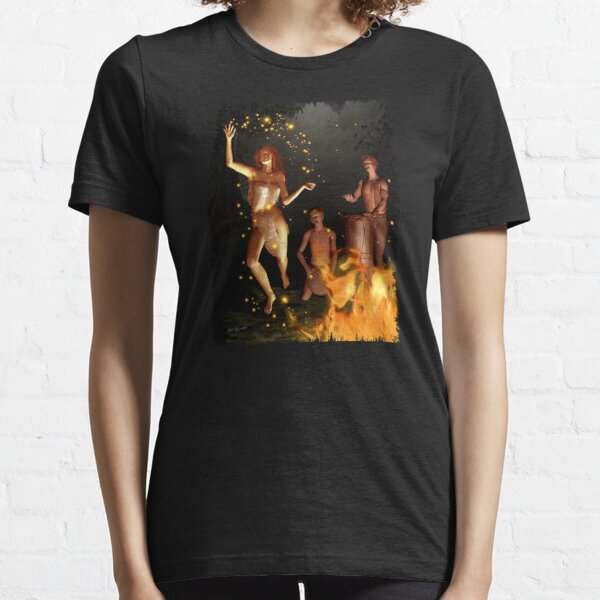 Fire Leap Essential T-Shirt