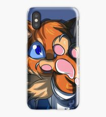 Furry Flametail Dies iPhone Case