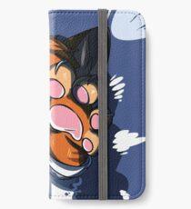 Furry Flametail Dies iPhone Wallet/Case/Skin