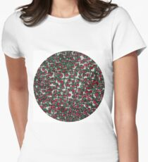 Zentangle 292 Women's Fitted T-Shirt
