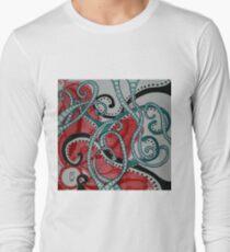 Zentangle 293 Long Sleeve T-Shirt