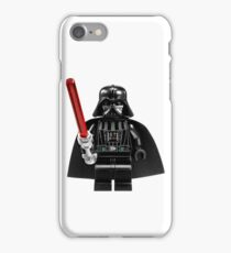 Lego Darth Vader iPhone Case/Skin