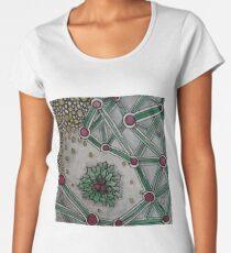 Zentangle 296 Women's Premium T-Shirt